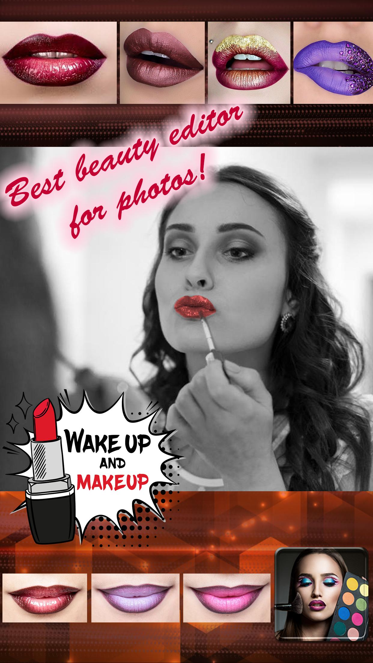 Makeup Photo Editor For Girls - Face Beauty App for Android