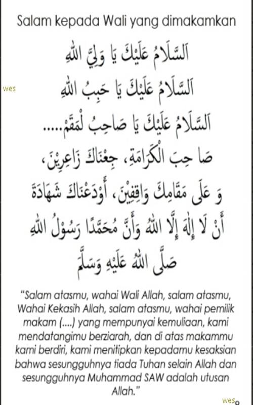 Doa Ziarah Kubur Katakatacintatop