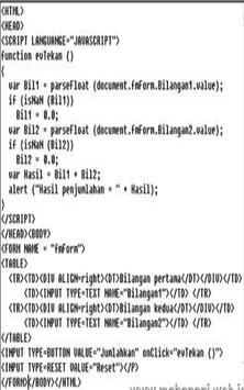 Tutorial html lengkap screenshot 5