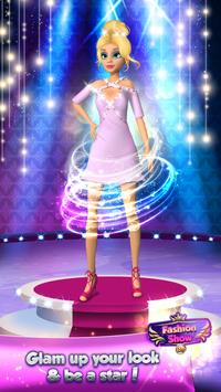 Model Dress up 3D - Fashion Show Game apk screenshot