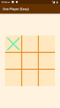 TIC TAC TOE screenshot 1