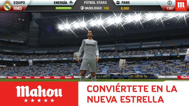 Fútbol Stars screenshot 1