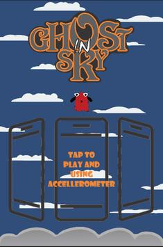 Ghost In Sky poster