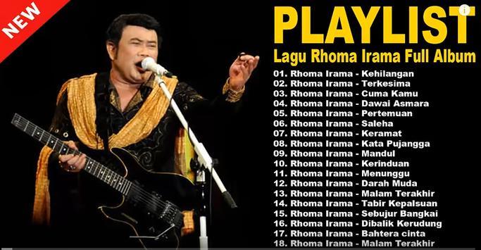 ALBUM EMAS Rhoma Irama screenshot 1