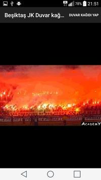 Beşiktaş-BJK Duvar kağıdı screenshot 3