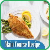 Main Course Recipe icon