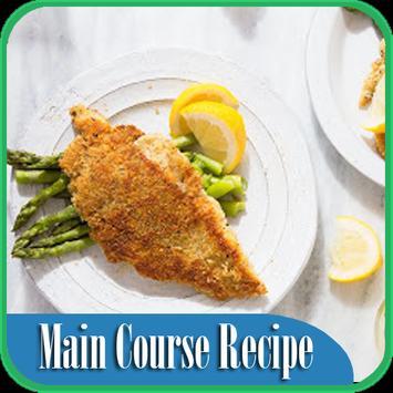 Main Course Recipe poster