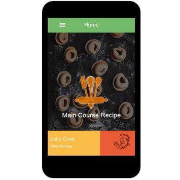 Main Course Recipes poster