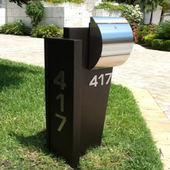 Mailbox Design icon