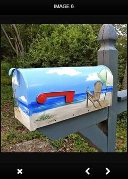Mailbox Design apk screenshot
