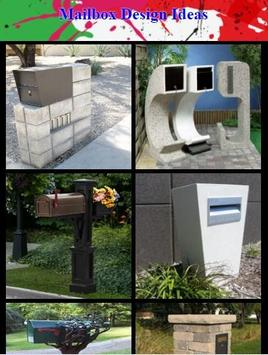 Mailbox Design Ideas poster