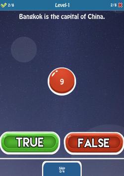 Quiz Questions-Test Your Brain apk screenshot