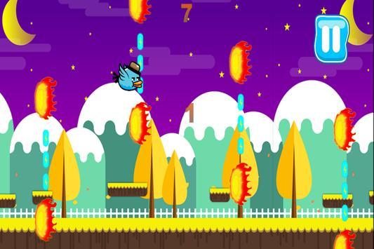Tap Fast Bird Flying Adventure screenshot 3