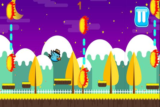 Tap Fast Bird Flying Adventure screenshot 1