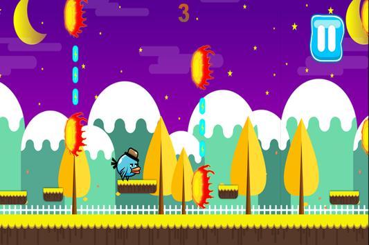 Tap Fast Bird Flying Adventure screenshot 2