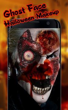 Ghost Face Changer Halloween Pro screenshot 2