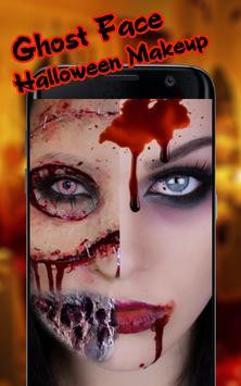 Ghost Face Changer Halloween Pro screenshot 4