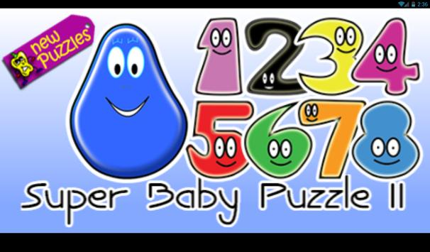 SUPER BABY PUZZLE 2 screenshot 6