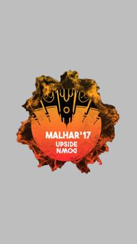Malhar 2017 poster