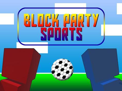 Block Party Sports FREE apk screenshot