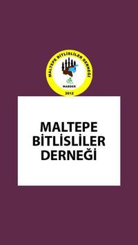 MALTEPE BİTLİSLİLER DERNEĞİ poster