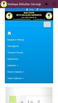 MALTEPE BİTLİSLİLER DERNEĞİ apk screenshot