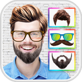 Hair Style Photo Lab icon