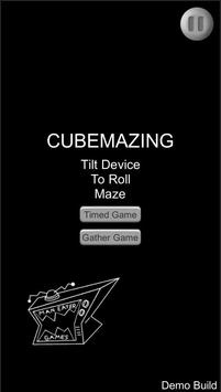 Cubemazing poster