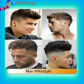 Man HAirstyle icon