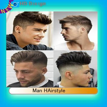 Man HAirstyle poster