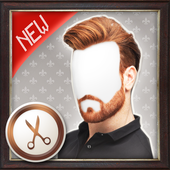 Man Hair Style Photo Editor icon