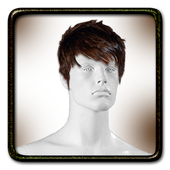 Man Hair Style Photo Maker icon