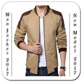 Man Jacket Design icon