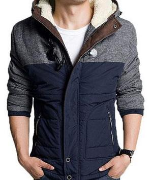 Man Jacket Design apk screenshot