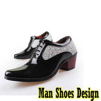 Design men's shoes apk screenshot