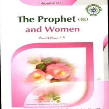 The Prophet and women poster