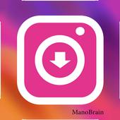 Instaloader icon