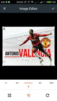HD Antonio Valencia Wallpaper apk screenshot