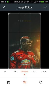 HD Paul Pogba Wallpaper screenshot 1