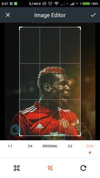 HD Paul Pogba Wallpaper screenshot 2