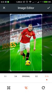 HD Phil Jones Wallpaper apk screenshot