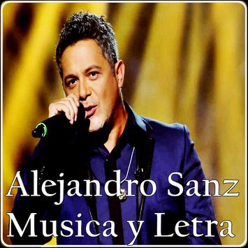 Musica Alejandro Sanz poster