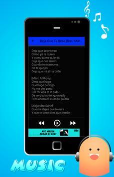 Musica Alejandro Sanz apk screenshot