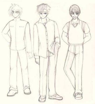 Drawing Manga Comics Guides apk screenshot