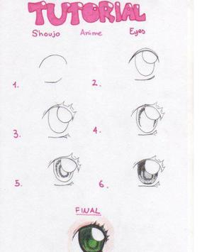 Easy Manga Drawing Guides apk screenshot