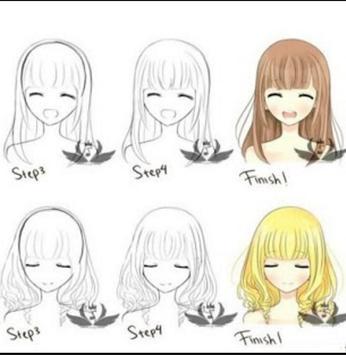 Manga drawing screenshot 5