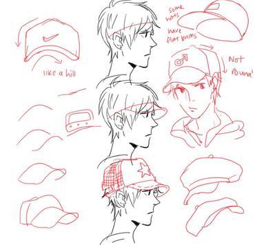 Manga drawing screenshot 9