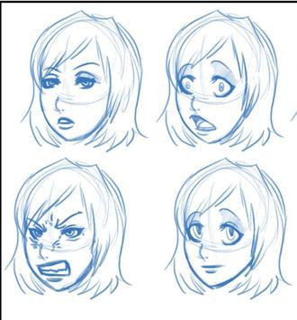 Manga drawing screenshot 12