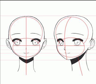 Manga drawing screenshot 15