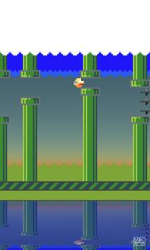 Funky Bird Free Lane screenshot 2